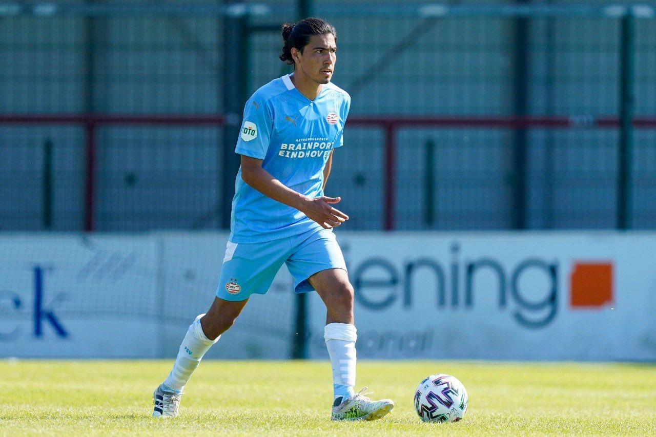 Operarán a Erick Gutiérrrez y será baja del PSV. Foto: Twitter PSV