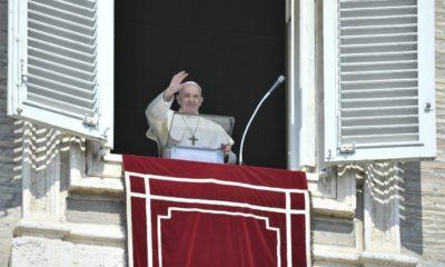 Papa Francisco pide que perdonemos a los demás. foto: Twitter Vatican News