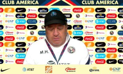 Pide Miguel Herrera que apuesten a favor de América. Foto: Captura Youtube