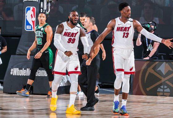 Playoffs de la NBA. Foto: Heat Miami