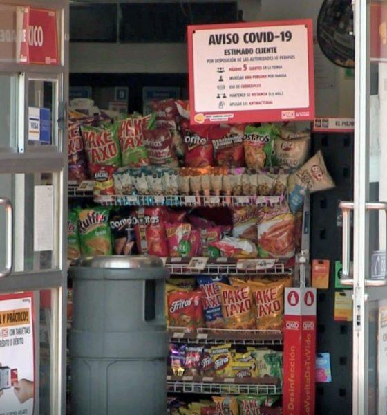 Prohibición de bebidas alcohólicas en Nezahualcóyotl. foto: Israel Lorenzana