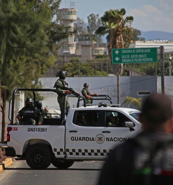Cierran penal federal de Puente Grande en Jalisco