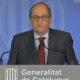 Confirman inhabilitación del presidente de la Generalitat, Quim Torra