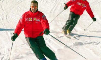 Schumacher en estado vegetativo. foto: Twitter