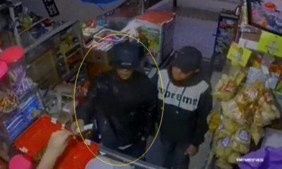 Uno de dos ladrones fue asesinado. Foto: Twitter