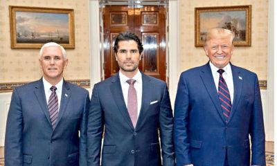 Nombra Trump a Eduardo Verástegui en puesto clave para la defensa de los intereses hispanos