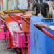 Equipan a recolectores de basura con artículos de protección sanitaria