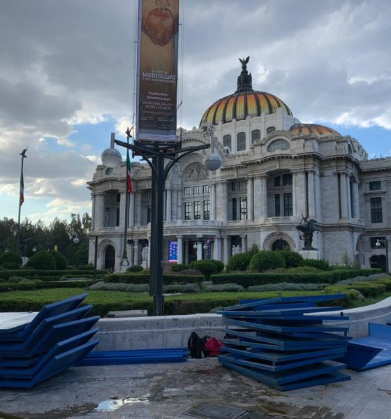 Reapertura de Bellas Artes