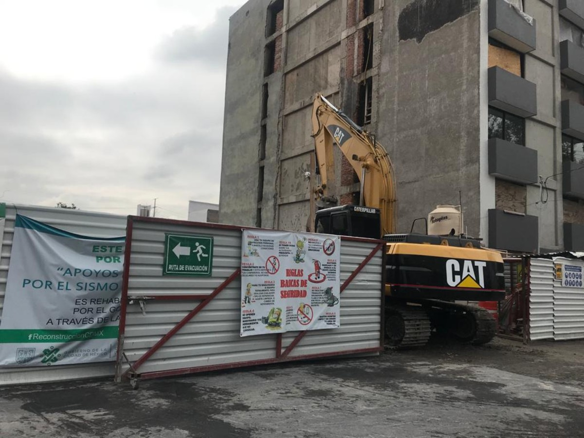 Coquimbo 911, continúa con su reconstrucción, se prevé sea habitado en 2021. Noticias en tiempo real
