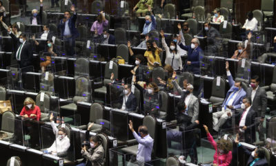 Cámara de Diputados elimina el fuero presidencial