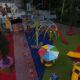 Ofrecen internet gratuito en parques para tomar clases y hacer tareas