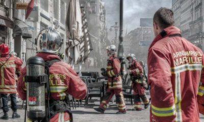 maestria en incendios