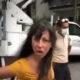 Abandona México #LadyArgentina; tiene prohibido regresar