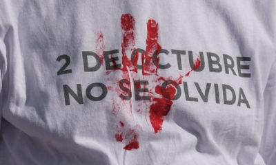 Marcha del 2 de octubre podrá ingresar al Zócalo, sin violencia