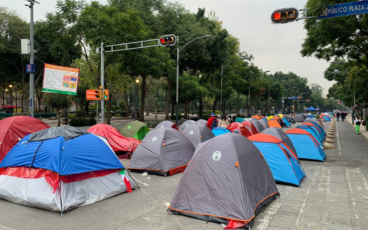 FRENAAA no se mueve hasta que renuncie López Obrador