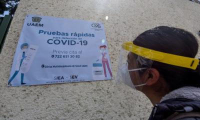 Rebasa México los 700 mil 500 casos confirmados de Covid