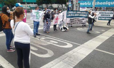 Trabajadores de salud denuncian despidos injustificados
