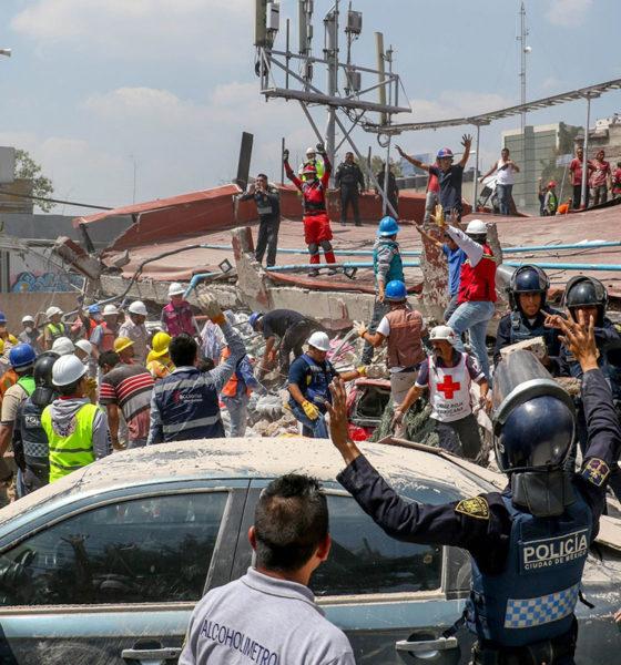 A tres años del sismo del #19S ¡la lucha sigue!