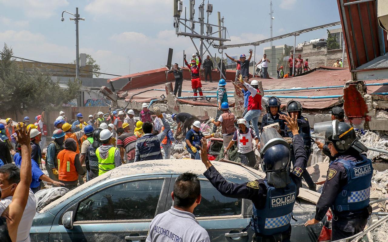 A tres años del sismo del #19S ¡la lucha sigue!. Noticias en tiempo real