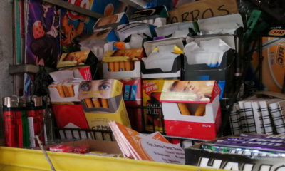 Propone López Gattel aumentar impuestos a productos de Tabaco