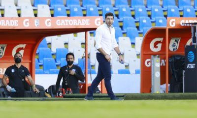 Alex Diego deja a Querétaro. Foto: Twitter Querétaro