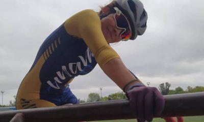 Asesinan a ciclista de la UNAM. Foto: Twitter