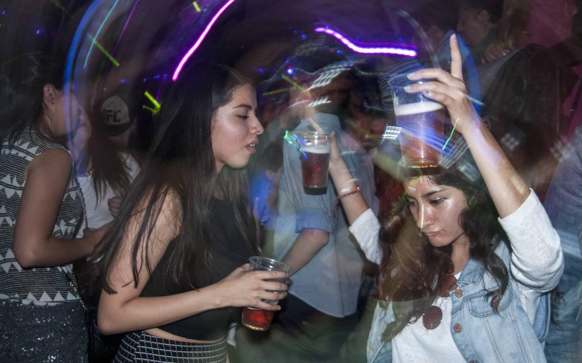 Aumentan fiestas en la CDMX. Foto: Cuartoscuro