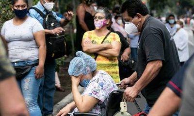 Aumentan muerte de mexicanos por Covid-19. Foto: Cuartoscuro