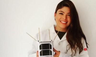 Cumple con éxito su misión primer nanosatélite mexicano AztechSat-1