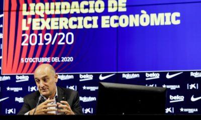 Barcelona pierde millones por el Covid. Foto: Twitter Barcelona