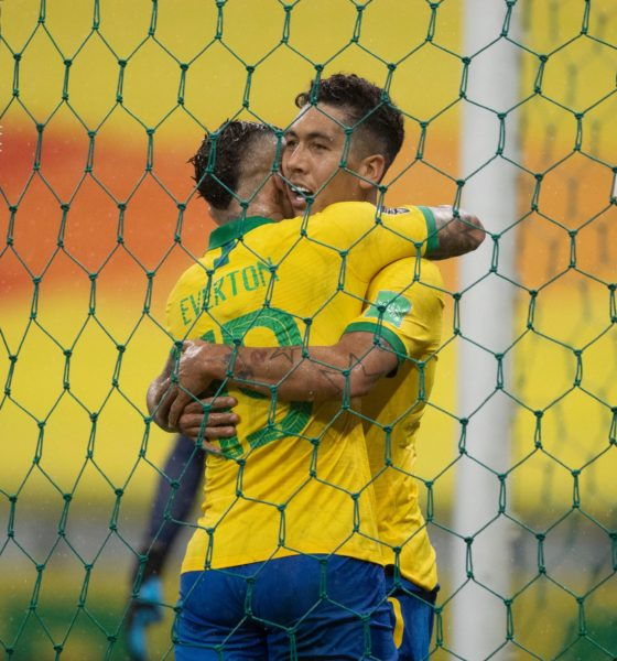 Brasil domina la eliminatoria de la Conmebol. Foto: Twitter Brasil