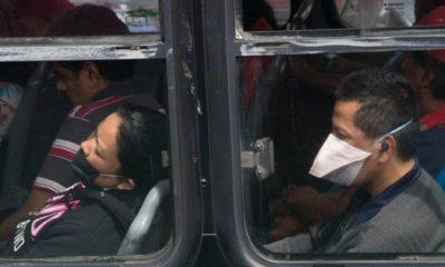 Cae el uso de transporte público tras confinamiento por el Covid-19. Foto: Cuartoscuro