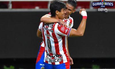 Chivas mantiene paternidad. Foto: Twitter Liga MX