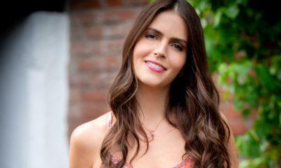 Claudia Álvarez en Vencer al desamor