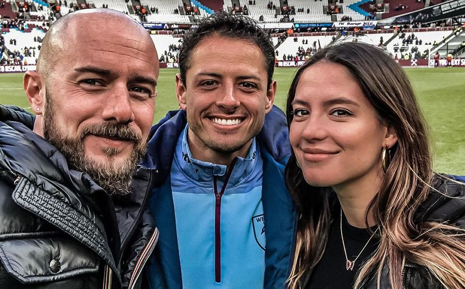 Coach de Chicharito se burla de sus críticos. Foto: Instagram