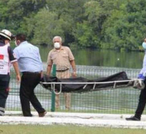 Cocodrilo mató a hombre. Foto: Twitter
