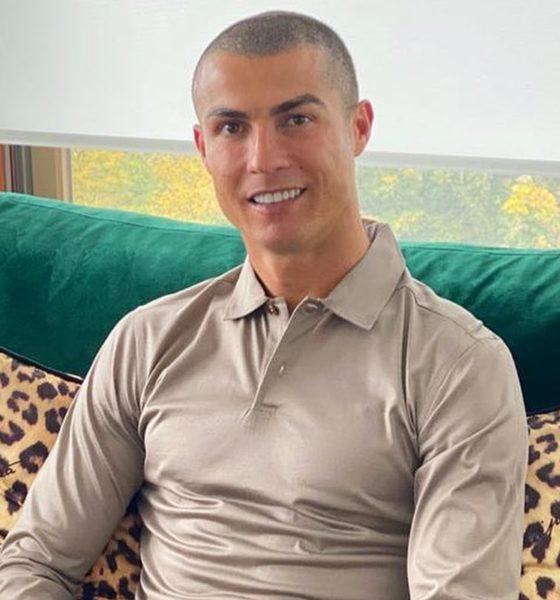 Cristiano Ronaldo libre de Covid. Foto: Twitter CR7