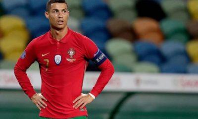 Cristiano Ronaldo dio positivo por Covid-19. Foto: Twitter CR7