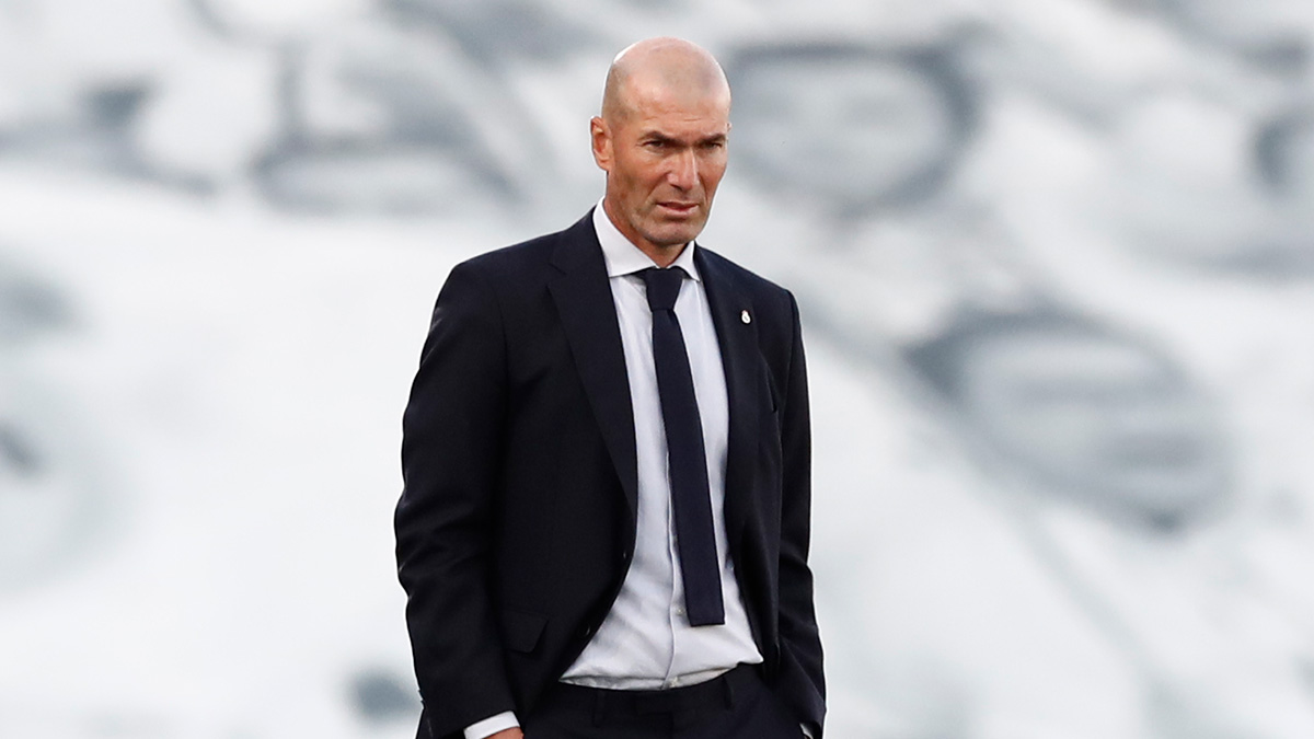 Criticas se le resbalan al técnico del Real Madrid. Foto: Twitter Real Madrid