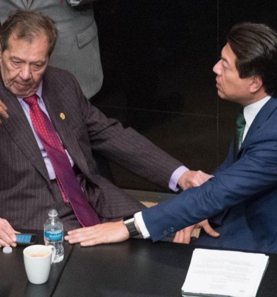 Delgado supera en encuesta a Muñoz Ledo; será dirigente de Morena
