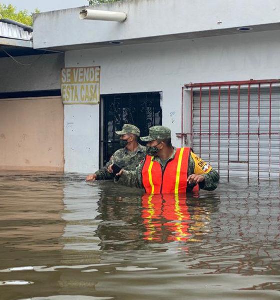 "Ejército aplica Plan DN-III-E en Yucatán y Quintana Roo por ""Delta"""