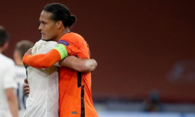 Desconoce Holanda a jugadores del Tri. Foto: Twitter @VirgilvDijk