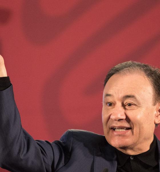 Se destapa Alfonso Durazo para gubernatura de Sonora