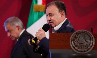 """""""Renuncio al gabinete, pero no al proyecto de AMLO: Durazo"""