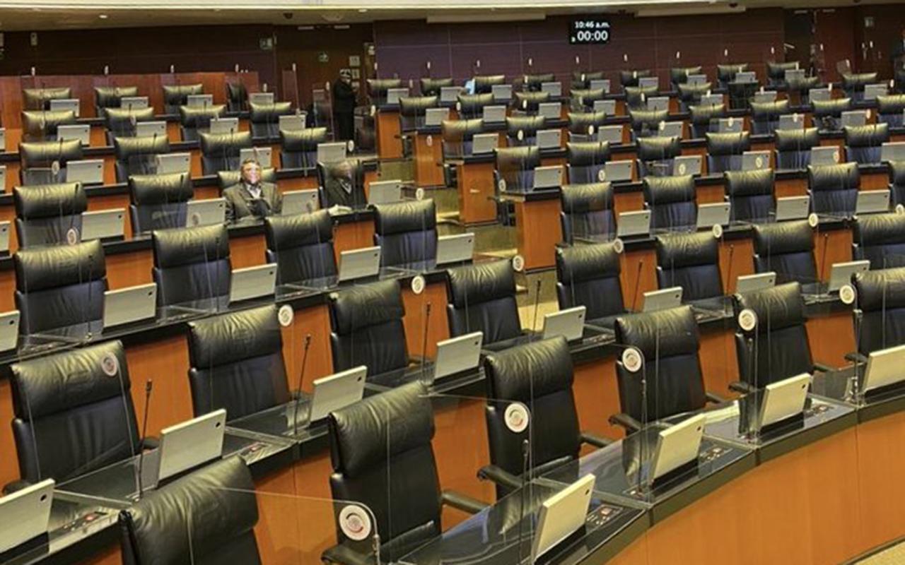 Tensión en el Senado por muerte de legislador con Covid-19. Noticias en tiempo real