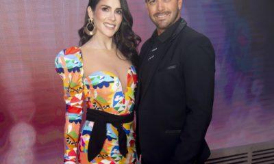 Eva Cedeño y Mane de la Parra en ¿Qué le pasa a mi familia?