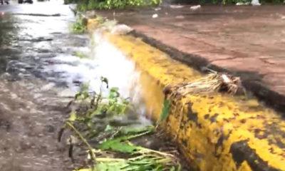 Miles de litros de agua se desperdician por fuga en CDMX