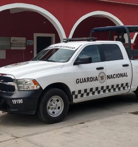 Detienen a seis elementos de la Guardia Nacional por muerte de mujer en Chihuahua