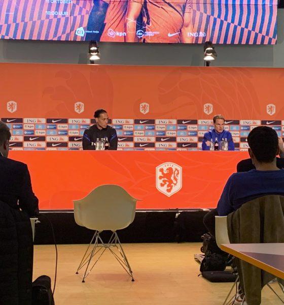 Holanda no quería jugar contra México. Foto: Twitter @Daniel_Chanona