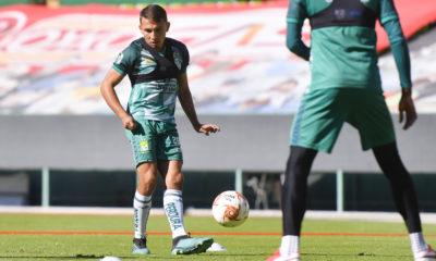 León espera tener estadio para el juego ante América. Foto: Twitter club León
